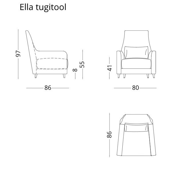 ELLA TUGITOOL BORG joonis